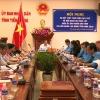 UBND tỉnh Tiền Giang và Liên đoàn Lao động sơ kết việc thực hiện quy chế về mối quan hệ hợp tác