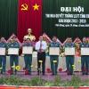 Bộ Chỉ huy Quân sự Tiền Giang tổ chức Đại hội thi đua quyết thắng giai đoạn 2013-2018