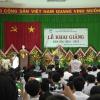 Trường Cao đẳng Nghề Tiền Giang khai giảng năm học mới
