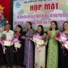 Hội LHPN Tiền Giang họp mặt kỷ niệm ngày Phụ nữ Việt Nam 20/10