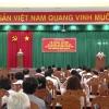 Tỉnh ủy Tiền Giang khai giảng lớp bồi dưỡng, cập nhật kiến thức cho cán bộ, quản lý