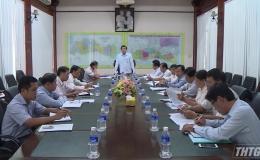 Chủ tịch UBND tỉnh Tiền Giang kiểm tra tiến độ thực hiện các đề tài nghiên cứu khoa học liên kết các vùng, tiểu vùng
