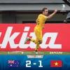 Thua Úc 1-2, U19 Việt Nam chính thức bị loại