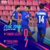 Tiền đạo ghi 6 bàn trong trận ra quân AFF Cup 2018 của Thái Lan là ai?