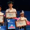 Nguyễn Hoàng Bảo giành giải nhất tuần đầu tiên