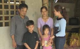 Hoàn cảnh gia đình anh Phạm Hồng Tương