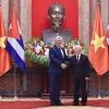 Phấn đấu kim ngạch thương mại Việt Nam – Cuba đạt 500 triệu USD vào năm 2022