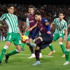 Messi trở lại, Barcelona thua tệ hại Real Betis ở Nou Camp