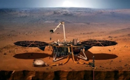 Tàu thám hiểm của NASA hạ cánh thành công xuống Sao Hỏa