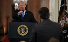 Đài CNN kiện Tổng thống Donald Trump vì cấm cửa phóng viên
