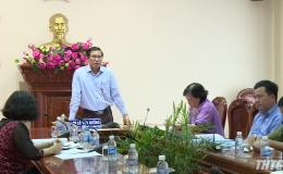 Chủ tịch UBND tỉnh Tiền Giang tiếp công dân