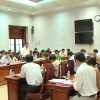 HĐND làm việc với UBND tỉnh Tiền Giang về công tác xử phạt vi phạm hành chính