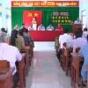Chủ tịch UBND tỉnh Tiền Giang tiếp xúc cử tri trước kỳ họp lần thứ 7 HĐND tỉnh khóa IX
