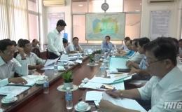Tp. Mỹ Tho thông qua quy hoạch chi tiết đường Trần Hưng Đạo nối dài và khu dân cư hai bên đường