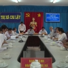 HĐND Thị xã Cai Lậy giám sát việc giải quyết kiến nghị của cử tri trước và sau kỳ họp thứ 6