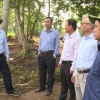 Kiểm tra tiến độ dự án Bệnh viện Đa khoa Tiền Giang