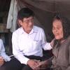 Thăm tặng quà cho người khuyết tật thị xã Gò Công
