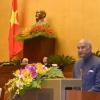 """Tổng thống Ấn Độ: """"Việt Nam luôn nằm trong tâm trí tôi"""""""