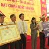Xã Phú Quý, Tân Phước và Đạo Thạnh ra mắt xã nông thôn mới