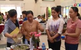 Tiền Giang qua 10 năm thực hiện phòng chống bạo lực gia đình (09.12.2018)
