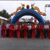Xã Hòa Định đạt chuẩn văn hóa nông thôn mới