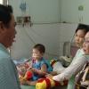 Hỗ trợ 150 triệu đồng cho bé mắc bệnh ngưng thở