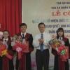 Công bố quyết định bổ nhiệm thẩm phán và Phó Chánh án TAND tại Tiền Giang