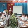 Vụ lúa Đông Xuân 2018-2019, vùng dự án thủy lợi ngọt hóa Gò Công xuống giống 25.940 hecta