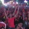 Việt Nam vô địch, hàng ngàn CĐV Mỹ Tho xuống đường ăn mừng chiến thắng