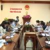 Đại biểu HĐND tỉnh Tiền Giang thảo luận tình hình phát triển kinh tế xã hội