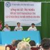 Lãnh đạo tỉnh Tiền Giang gặp gỡ người dân về chỉ số quản trị hành chính công