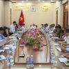 Họp triển khai kế hoạch giải Việt dã Báo Ấp Bắc lần thứ 36 – năm 2019