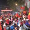 CĐV Mỹ Tho tưng bừng với chức vô địch AFF Cup 2018