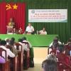 Giám đốc Sở Y tế Tiền Giang gặp gỡ người dân về chỉ số hiệu quả quản trị và hành chính công