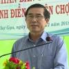 Lãnh đạo UBND tỉnh Tiền Giang gặp gỡ người dân về chỉ số hiệu quả quản trị hành chính công