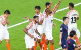 Thái Lan thua đậm Ấn Độ ở trận ra quân