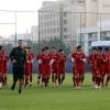 Việt Nam tập buổi đầu tiên ở Dubai