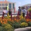 Chủ tịch UBND tỉnh kiểm tra công tác chuẩn bị địa điểm vui chơi, giải trí trong dịp Tết
