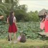 Vườn hoa Bách Nhật Hoa Viên thu hút giới trẻ đến tham quan
