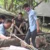 Tiền Giang tiêu hủy hơn 1.200 con heo nhiễm bệnh lở mồm long móng