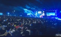 Tp. Mỹ Tho tưng bừng với lễ hội âm nhạc Tiger Remix chào đón năm mới 2019