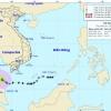 Bão số 1 giật cấp 12 gây mưa lớn các tỉnh Nam bộ