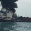 Tàu chở dầu treo cờ Việt Nam phát nổ sau khi rời Trung Quốc, ít nhất 1 người chết