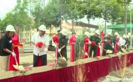 Bệnh viện 120 khởi công xây dựng Khoa Khám bệnh và Khu cận lâm sàng