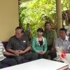 Lãnh đạo UBND tỉnh Tiền Giang tặng quà Tết cho gia đình chính sách