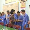 Hội Bảo trợ Bệnh nhân nghèo tặng quà Tết cho bệnh nhân
