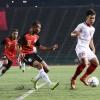 Thắng Timor Leste 4-0, U22 Việt Nam vào bán kết Đông Nam Á