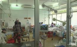 Gần 500 bệnh nhân phải đón Tết ở Bệnh viện Đa khoa Trung tâm Tiền Giang