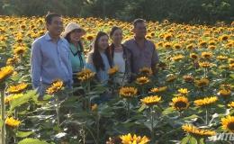 Chủ tịch UBND tỉnh Tiền Giang thăm và chúc Tết các điểm du lịch
