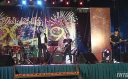 Tiền Giang tổ chức Liên hoan các ban nhạc mừng Xuân Kỷ Hợi